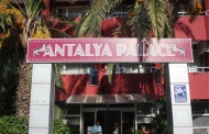 Hotel Antalya Palace 4*